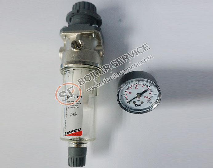 Filter regulator - 3